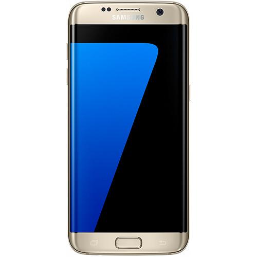Телефон Samsung G935F Galaxy S7 Edge 32Gb, Dazzling Platinum