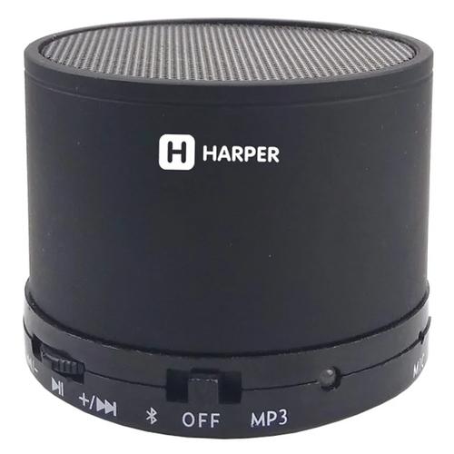 Колонка Harper PS-012 Bluetooth Black фото