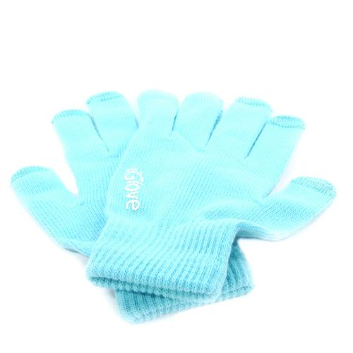 Перчатки iGlove для сенсорных устройств Blue
