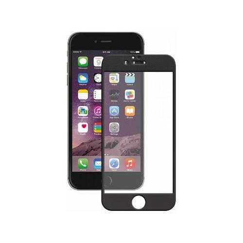 Защитное стекло для iPhone 6/6S Plus Full , Deppa, 0.4мм, Black
