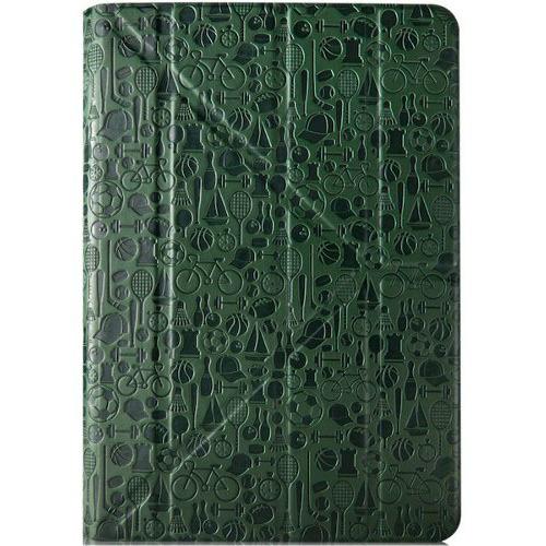 Чехол-книжка Canyon универсальный 7 двусторонний зеленый