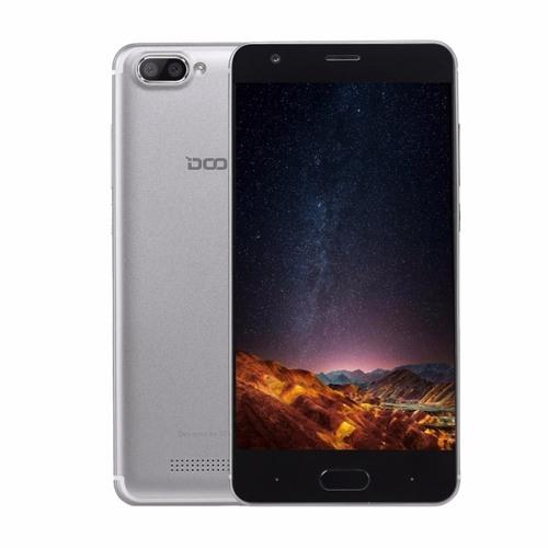 Телефон DOOGEE X20 Silver