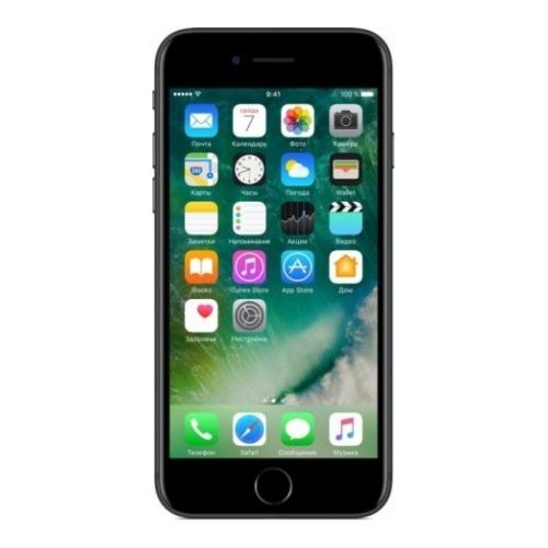 Телефон Apple iPhone 7 32Gb Black фото