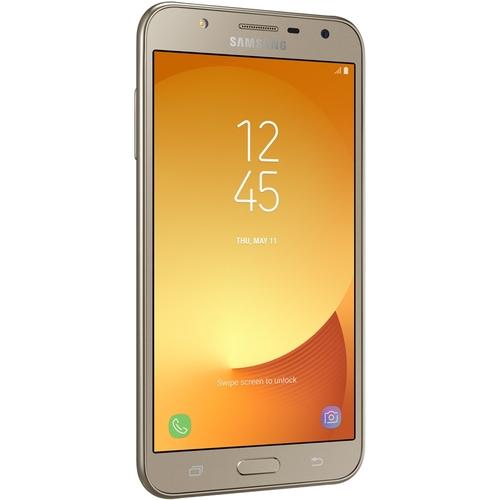 Телефон Samsung J701F/DS Galaxy J7 Neo Gold