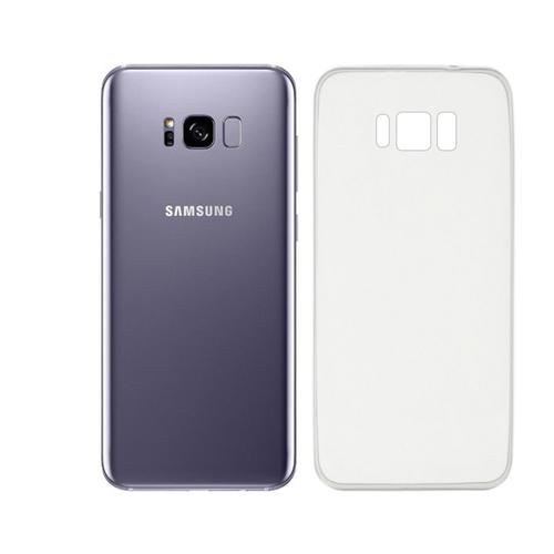 Накладка силиконовая Goodcom Samsung Galaxy S8 White фото