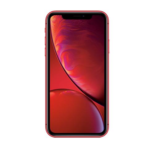 Телефон Apple iPhone XR 256Gb Red фото
