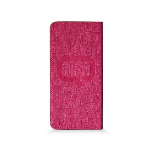 Внешний аккумулятор Qumo PowerAid Slim Smart 4000 mAh Pink