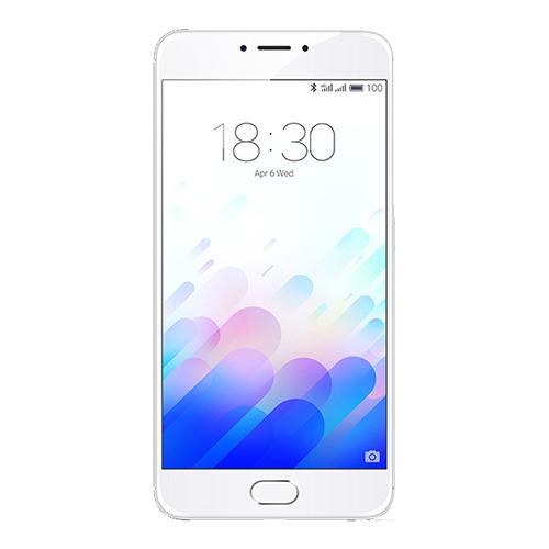 Телефон Meizu M3 Note 3/32Gb L681H/M681H Silver White
