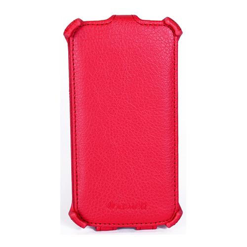 Чехол-книжка Armor на Samsung S5380 Red
