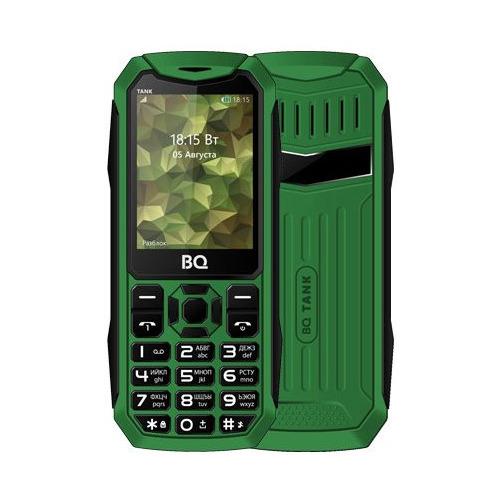 Телефон BQ BQM-2428 Tank Green фото