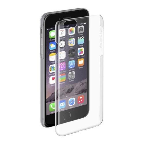 Накладка пластиковая Deppa Pure Case iPhone 6/6S Hard Coating Clear
