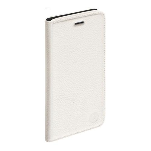Чехол-книжка для iPhone 6 Wallet Cover и защитная пленка, Deppa, белая