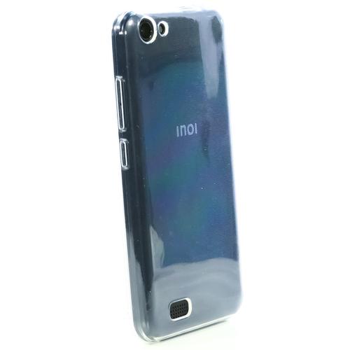 Накладка силиконовая INOI 2/2Lite Clear фото 5