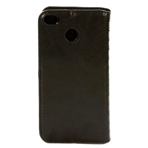Чехол-книжка Book Case Xiaomi Redmi 4X Black