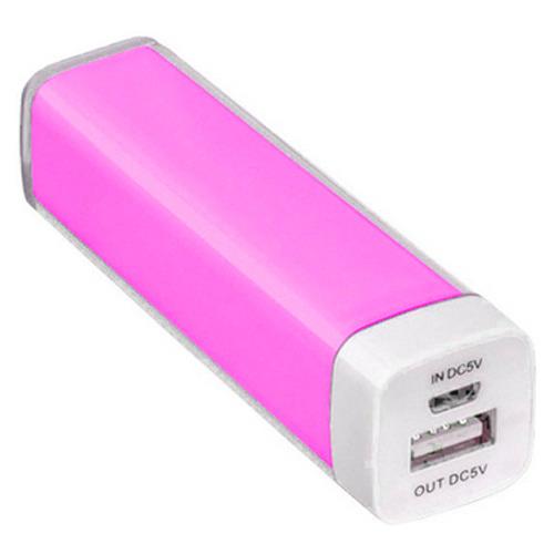 Внешний аккумулятор SmartBuy Ez-Bat 2000 mAh (SBPB-1020) Pink