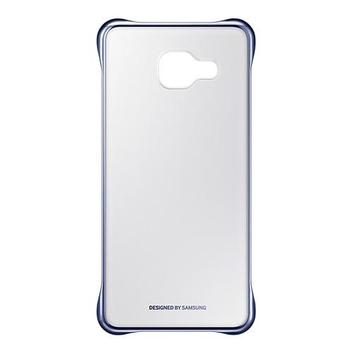 Накладка пластиковая Samsung Clear Galaxy A3 (2016) EF-QA310CBEGRU Black