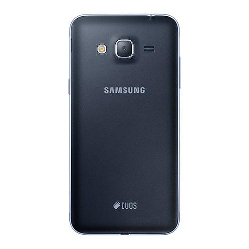 Телефон Samsung J320F/DS GALAXY J3 (2016) черный фото 2