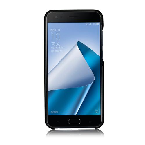 Накладка кожаная G-Case Slim Premium для Asus Zenfone 4 (ZE554KL) Black