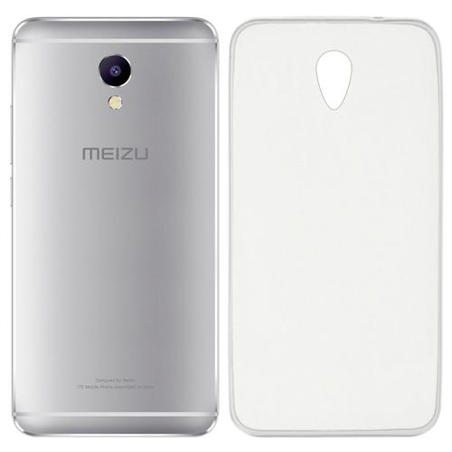 Накладка силиконовая IS Slender Meizu M5 Clear
