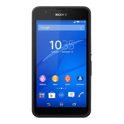 Телефон Sony E2003 Xperia E4g Black