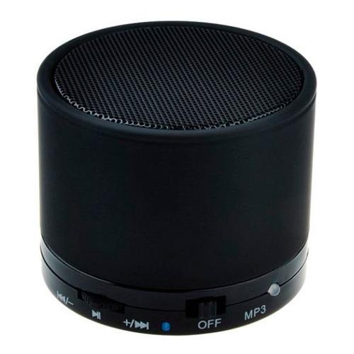 Колонка Musik S10 (microSD + Bluetooth) Black