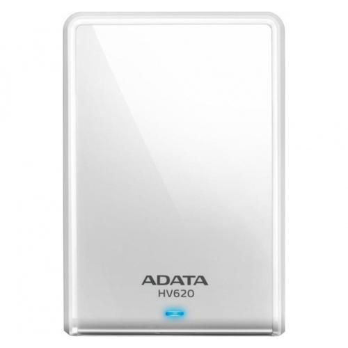Внешний жесткий диск Adata HV620 USB 3.0 1Tb White