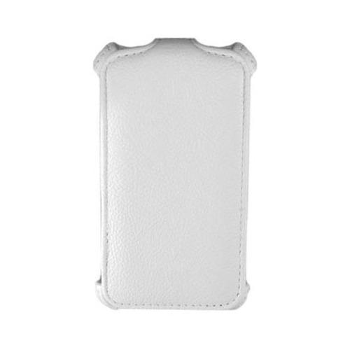 Чехол-флип для Nokia 620, Armor, белый