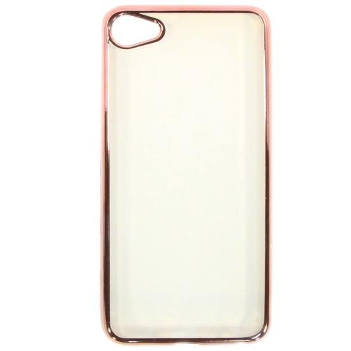 Накладка силиконовая Goodcase Meizu U10 Pink