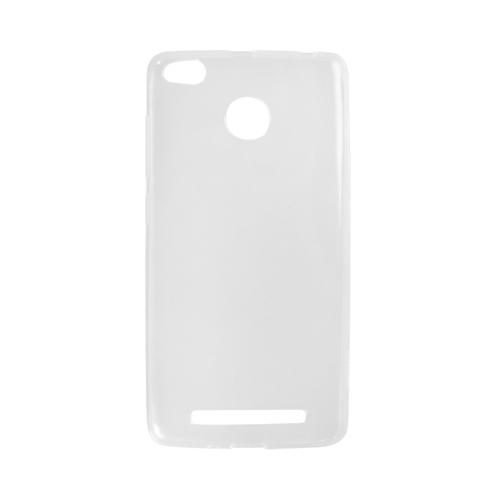 Накладка силиконовая Partner Xiaomi Redmi 3S/3Pro Clear