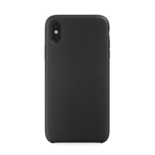 Накладка кожаная uBear Capital Leather Case iPhone X/IPhone XS Black фото