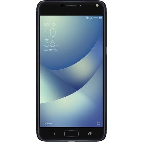Телефон ASUS ZC554KL ZenFone 4 Max 2/16Gb Black фото