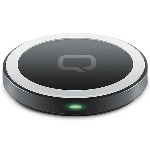 Беспроводное зарядное устройство Qumo PowerAid Qi Mini Table Charger