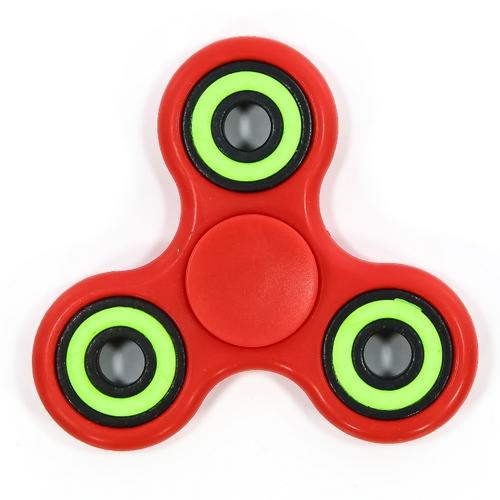 Спиннер красно-зеленого цвета Goodcom
