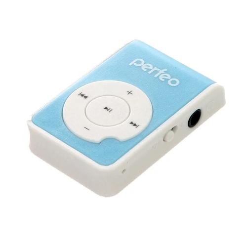Плеер Mp3 Perfeo Music Clip Ride VI-M020 Blue