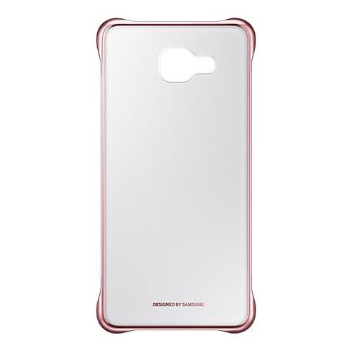 Накладка пластиковая Samsung Clear Galaxy A5 (2016) EF-QA510CZEGRU Pink Gold