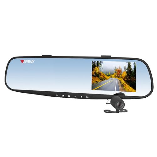 Видеорегистратор Artway AV-601 зеркало 3в1 Black