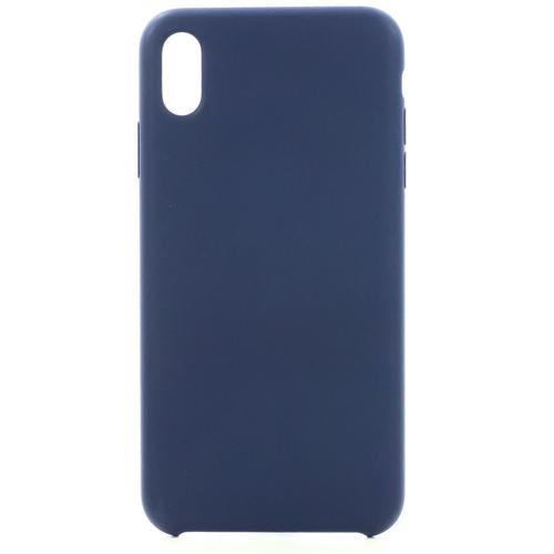 Накладка силиконовая uBear Touch Case iPhone Xs Max Dark Blue фото
