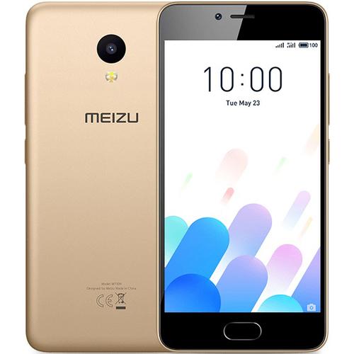 Смартфон Meizu M5c 2/16Gb M710H Gold