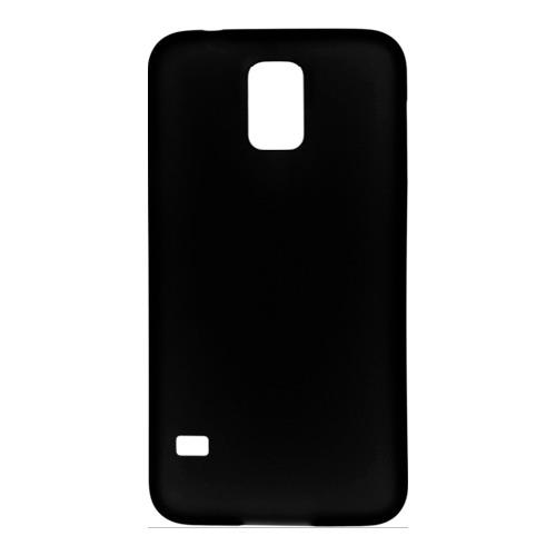 Накладка силиконовая Cover KWD на Samsung G900 Galaxy S5 Slim Black