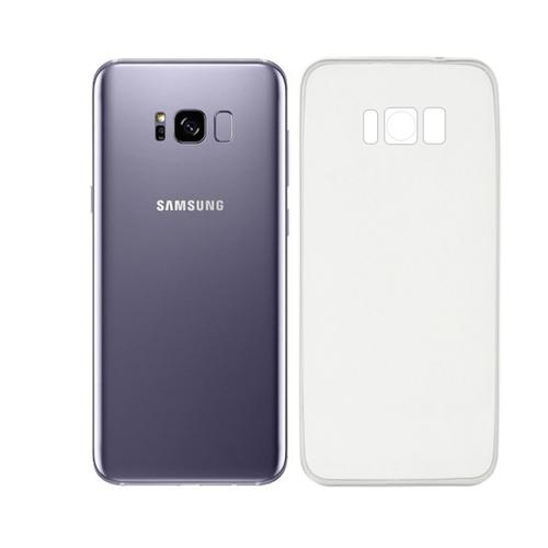 Накладка силиконовая IS Slender на Samsung Galaxy S8+ Clear