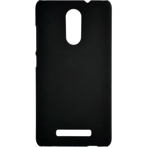 Накладка пластиковая skinBox Xiaomi Redmi Note 3 4People Black