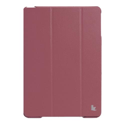 Чехол-книжка Jisoncase iPad Air розовый