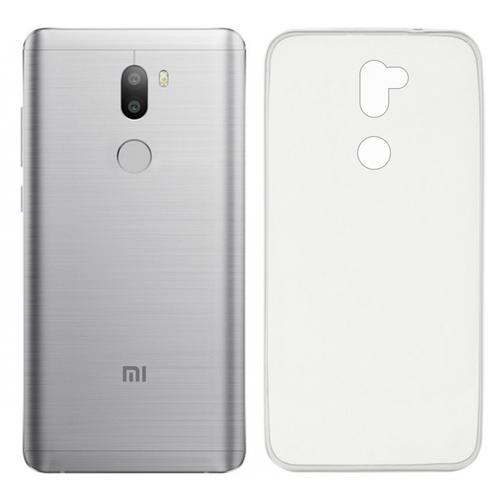 Накладка силиконовая Goodcom Ultra slim Xiaomi MI5S Plus Clear фото