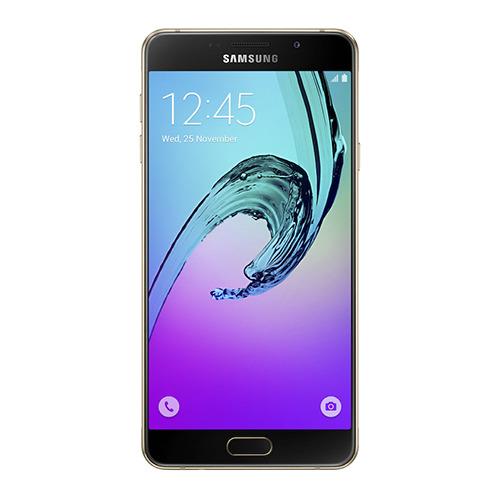 Телефон Samsung A510F/DS Galaxy A5 (2016) Gold фото
