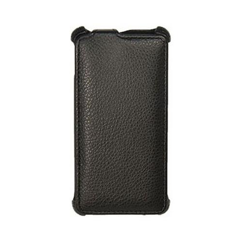 Чехол-флип для Sony Xperia U ST25i, Armor, черный