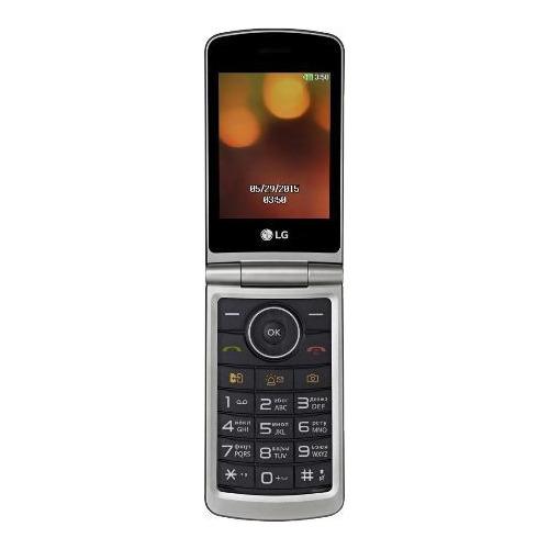 Телефон LG G360, Titanium