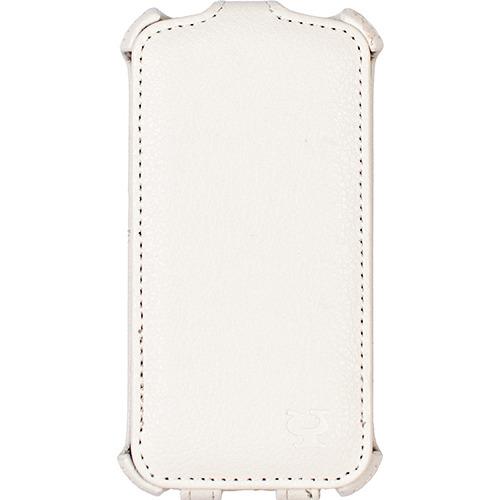 Чехол-флип для Samsung S6102, Armor, белый