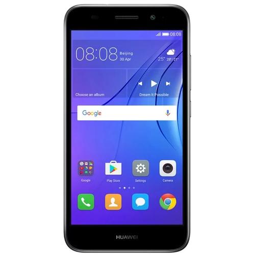 Телефон Huawei Y3 2017 (CRO-L22) 4G Black фото