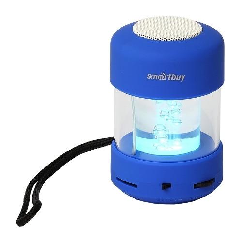 Колонка SmartBuy Candy Punk 2.2W (SBS-1030) Blue