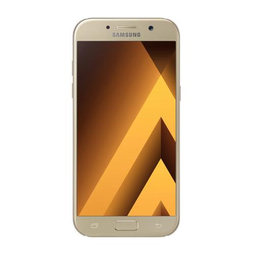 Телефон Samsung A520F/DS Galaxy A5 (2017) Gold